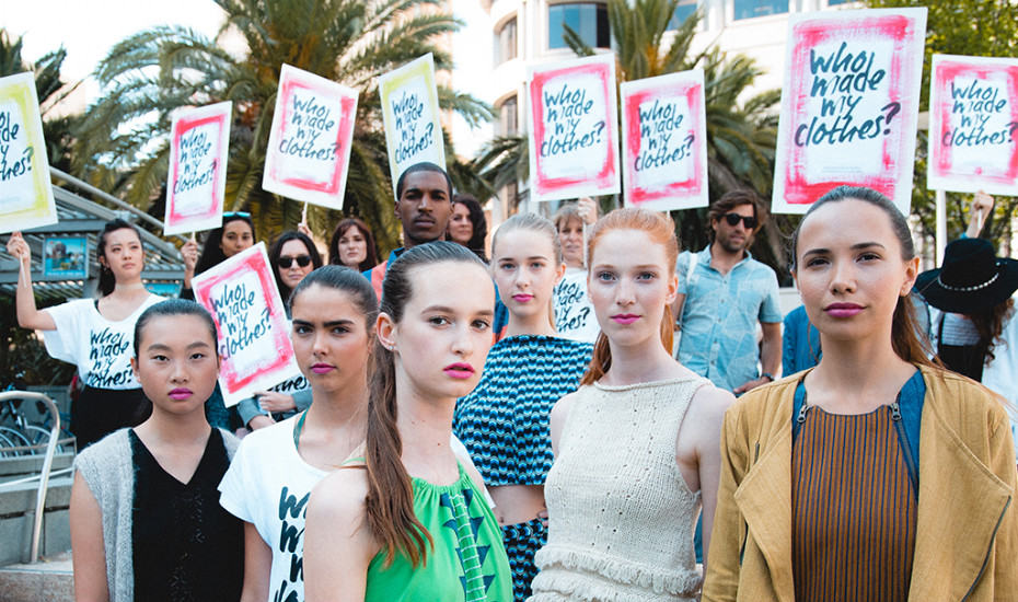 Join Fashion Revolution Week Singapore to learn about the fast fashion industry and how to shop sustainably