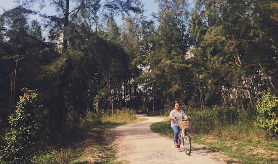 Coney Island | Cycling routes in Singapore
