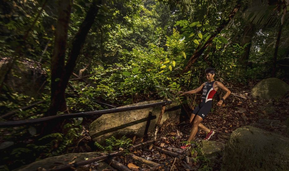 Fitness holidays in Southeast Asia: The Chapman's Challenge biathlon at Pangkor Laut Malaysia ain't your average R&R