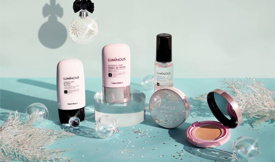 Tony Moly's luminous line