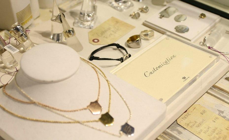Carrie K jewellery