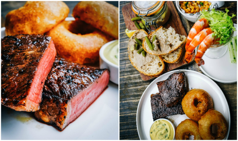 English Roasts in Singapore: Tuck into roast beef, pork belly, and other English favourites at Oxwell & Co