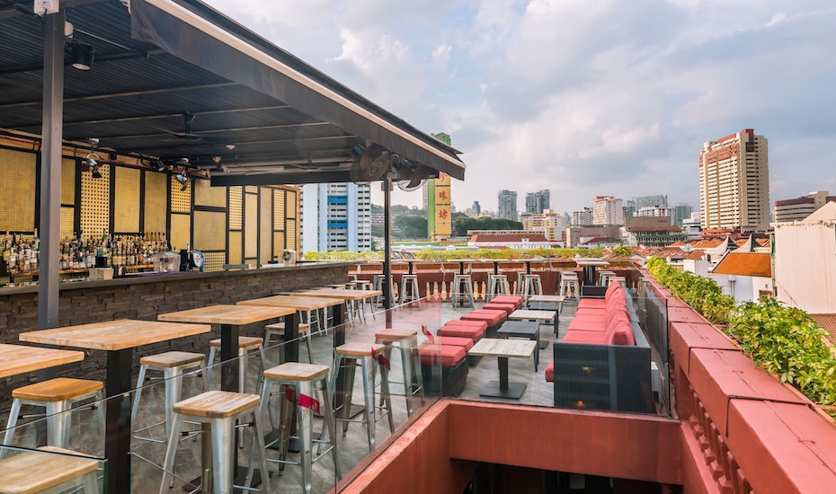 12 Ann Siang in Singapore: Five concepts under one roof in this new venue along the buzzy, boozy street