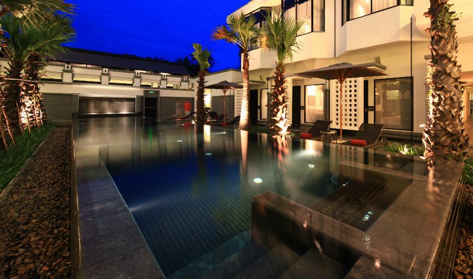 Luxury hotels in Southeast Asia: Shinta Mani, Siem Reap