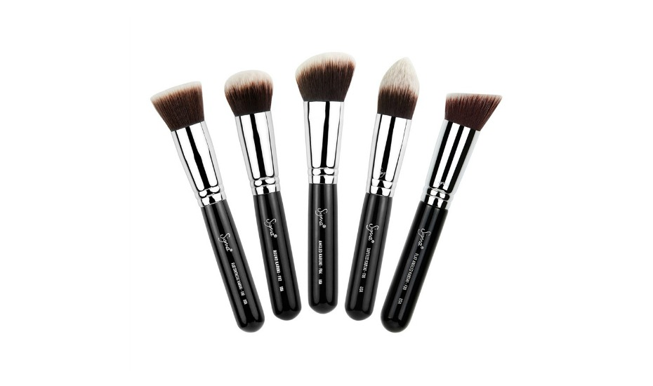 Treat these babies well, and we promise this is the last, and only brush set you'll ever need. Available at all Bobbi Brown stores and counters.