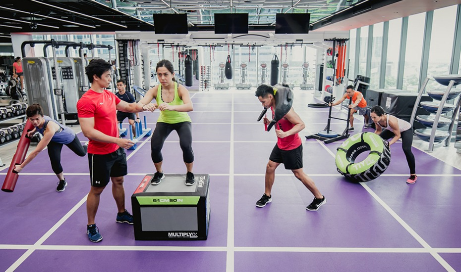 Gyms in Singapore  Virgin Active s group classes in Holland Village are a  fun way to burn calories 6b1385ae61a48
