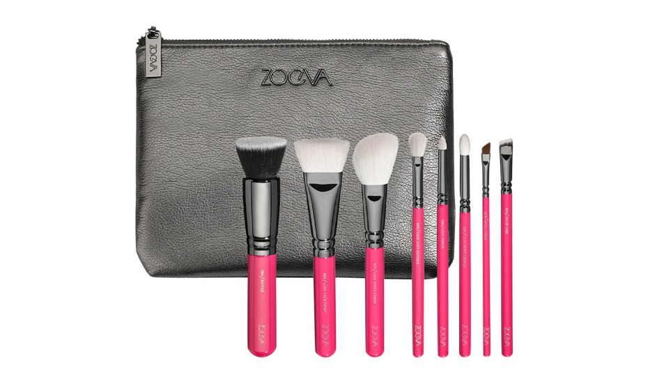 Contour, conceal and create with these striking brushes from Zoeva. Eight high-quality brushes for face and eyes make up the set ($122), with each featuring ...