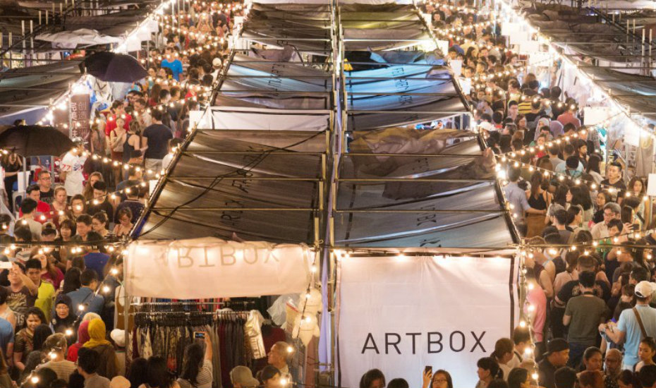 Review of Artbox Singapore 2017: 10 things I loved and hated about the Thai creative market