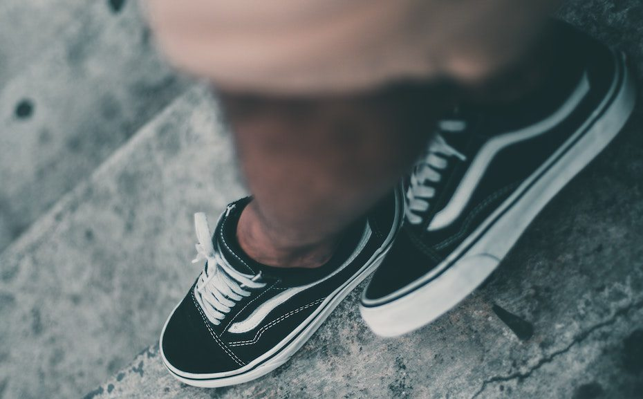 Best sneakers in Singapore: Van's Old Skool
