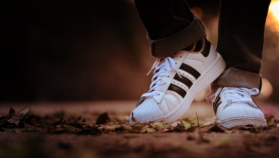 Best sneakers in Singapore: Adidas Superstars