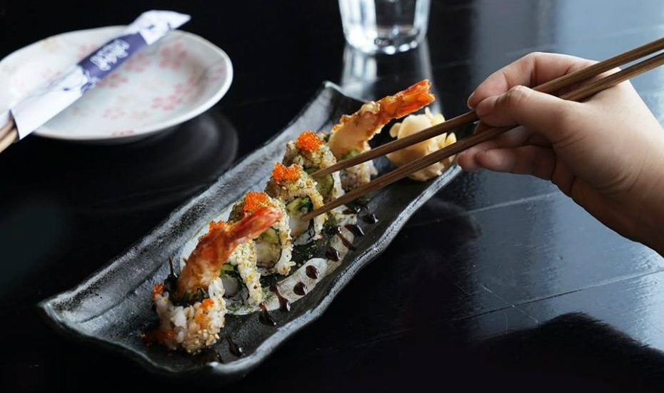 Kinki | Best sushi in Singapore