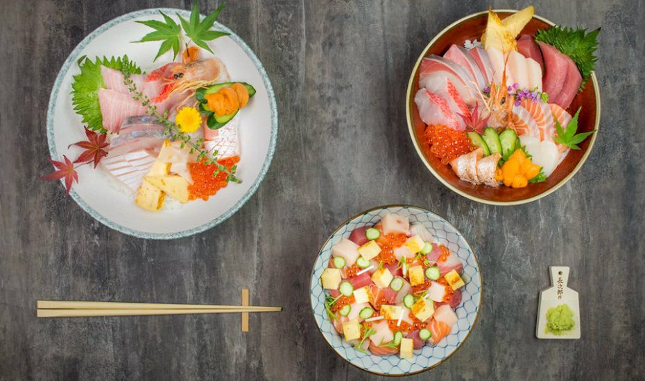 The Sushi Bar | Best sushi in Singapore