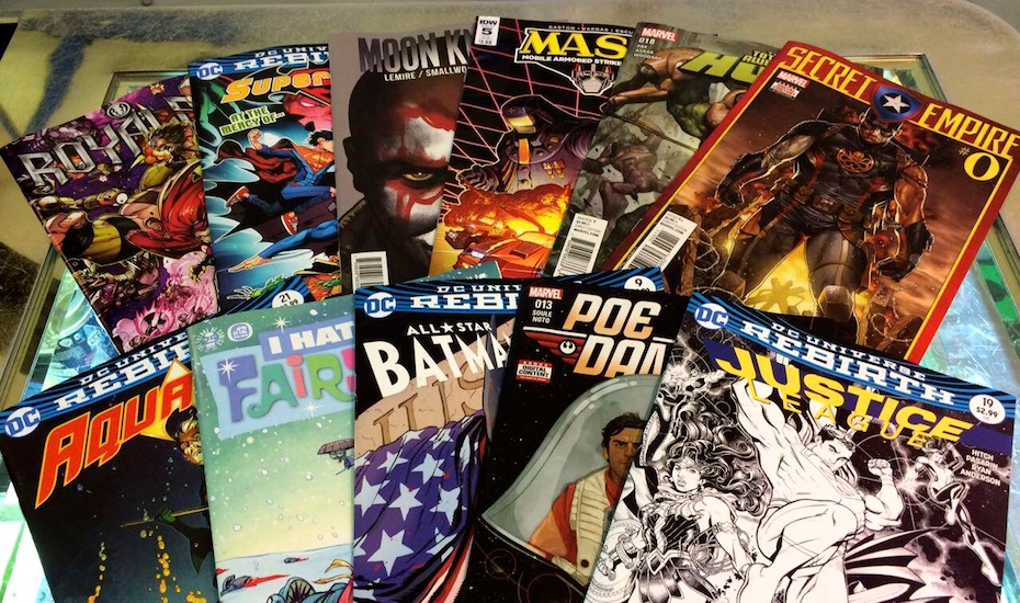 Comic book stores in Singapore: Where to get new and back issues of comic books, graphic novels and manga