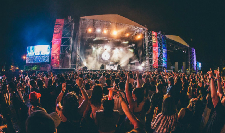 The Good Vibes music festival in Malaysia is looking perfect for a short getaway from Singapore