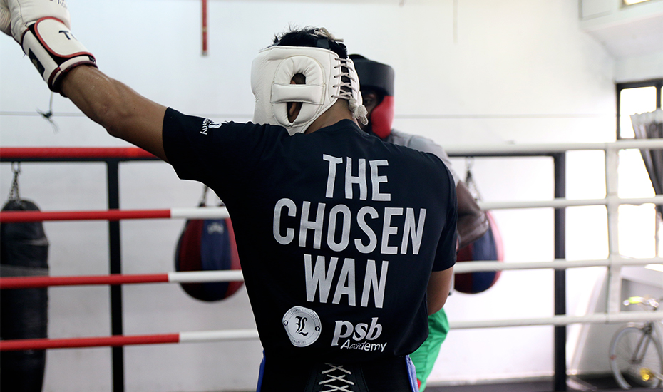 Meet 'The Wan': 9 things you need to know about Singapore's rising boxing star