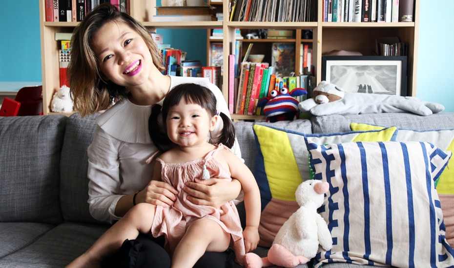 Interview with Ginette Chittick from Singapore: Meet the supermum, fashion designer and musician who inspires us