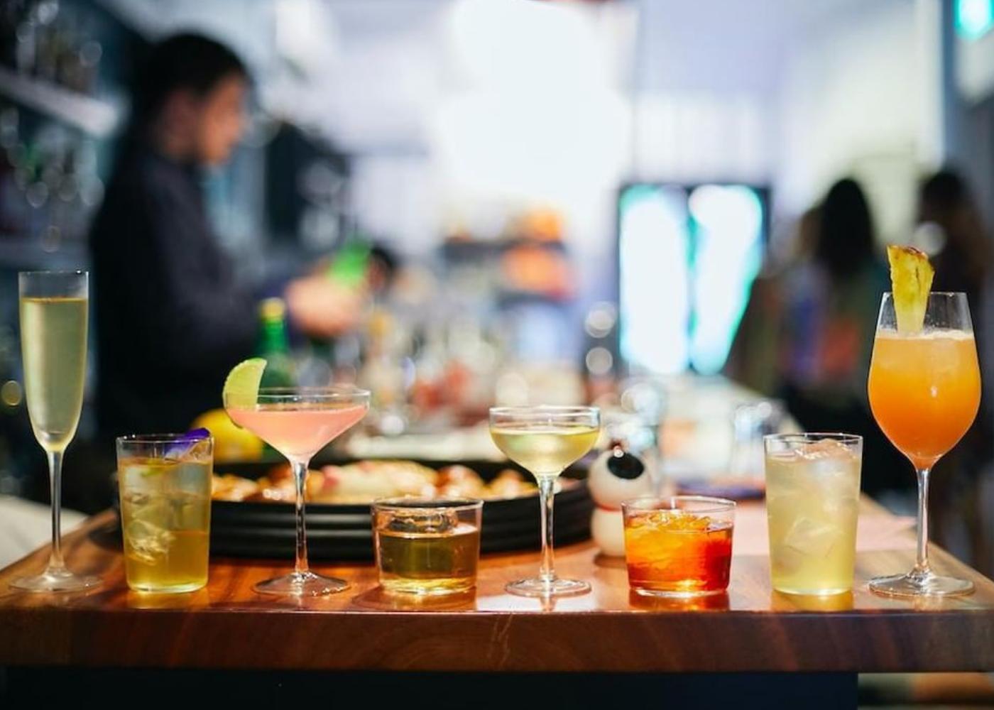IB HQ | Singapore's best cocktail bars