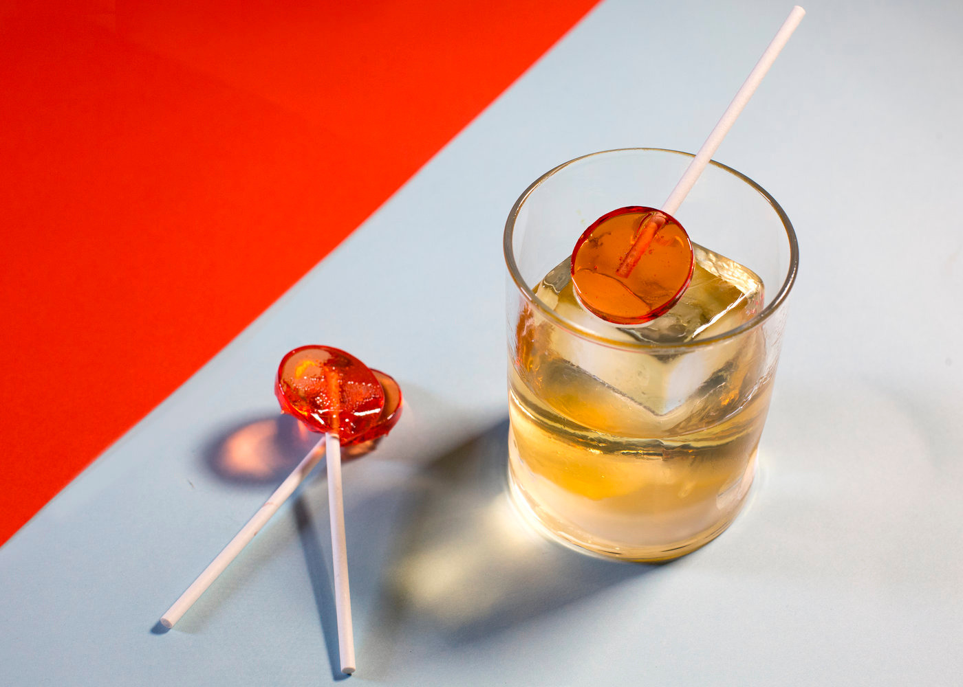 A deconstructed Negroni? Only at Jigger & Pony