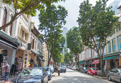 Telok Ayer: one of Singapore's buzziest neighbourhoods