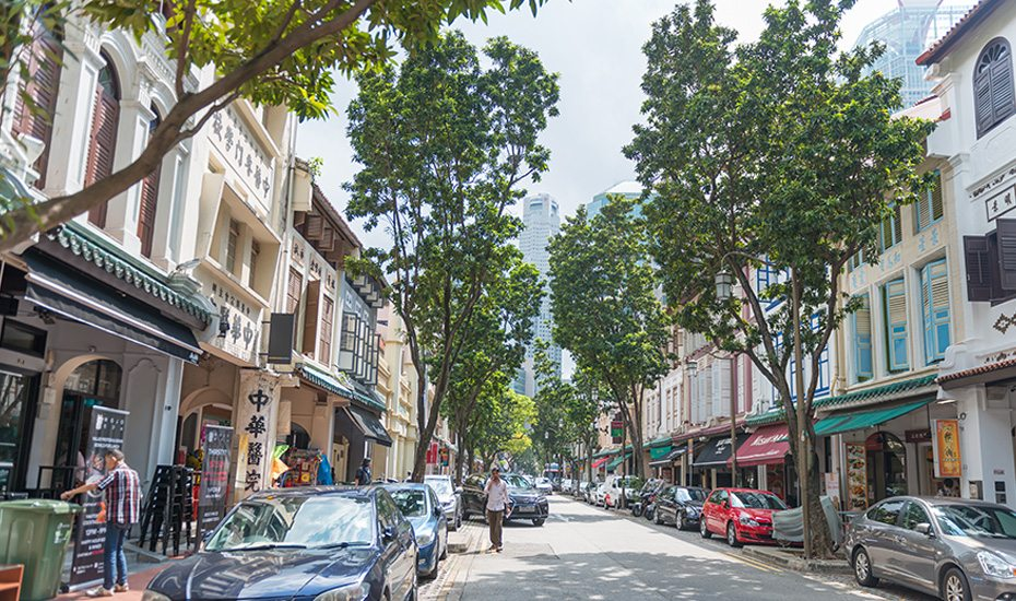 Telok Ayer, Singapore guide: Cafes, restaurants, and salons in the CBD