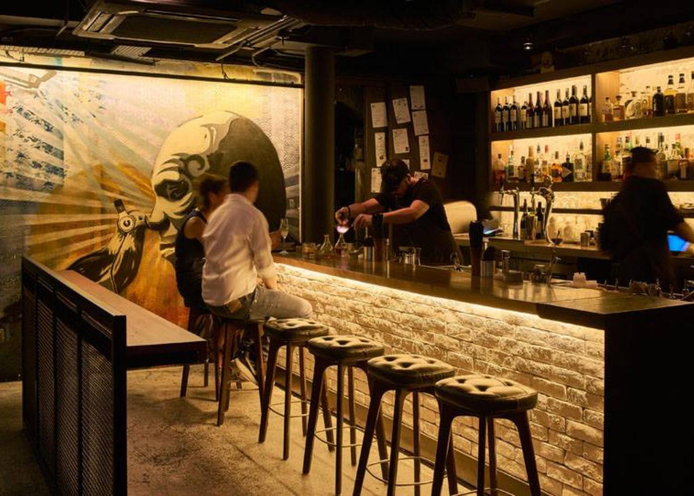 Neon Pigeon | Singapore's best cocktail bars
