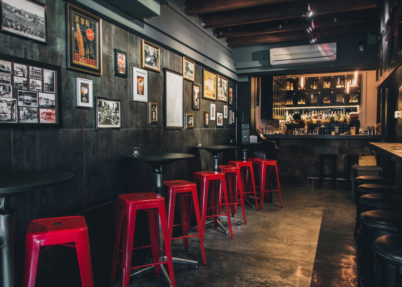 Cocktail bars in Singapore: Nutmeg & Clove