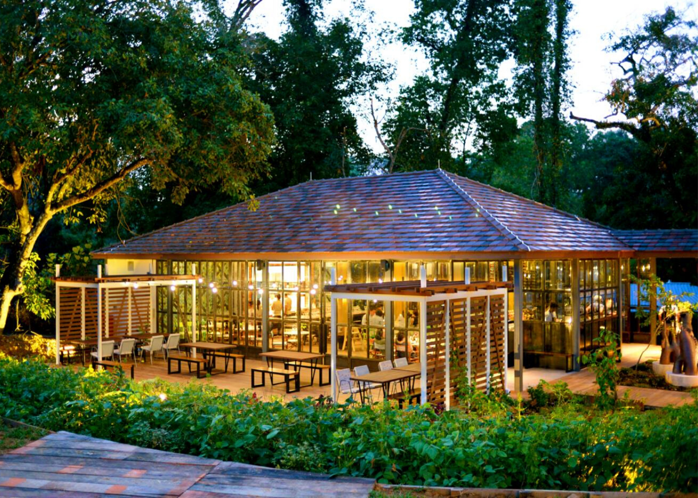 Open Farm Community | Alfresco dining singapore