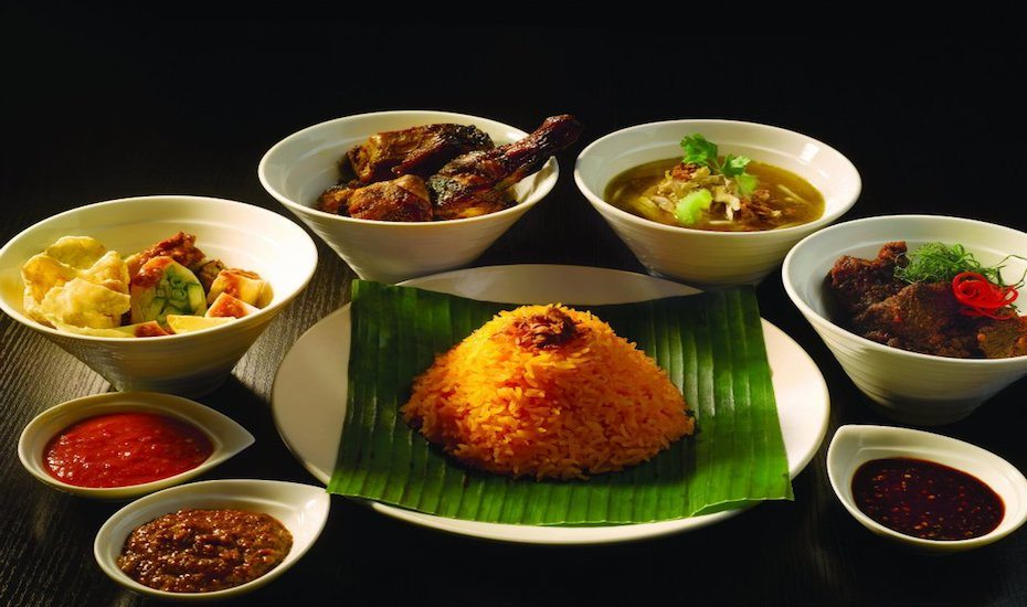 Indulge in a monumental feast at Rumah Rasa Singapore