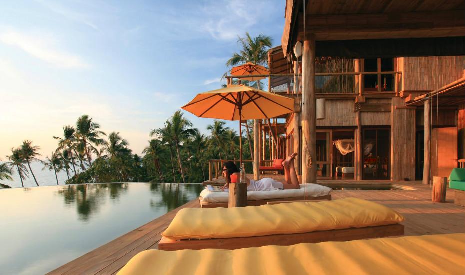 Luxury hotels in Southeast Asia: Soneva Kiri Koh Kood, Thailand