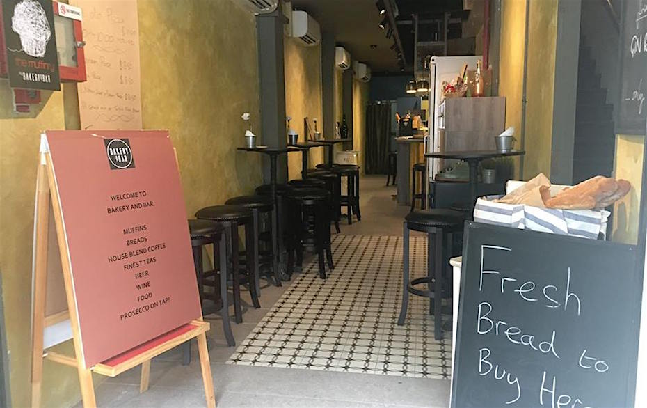 Telok Ayer neighbourhood guide: The Muffinry