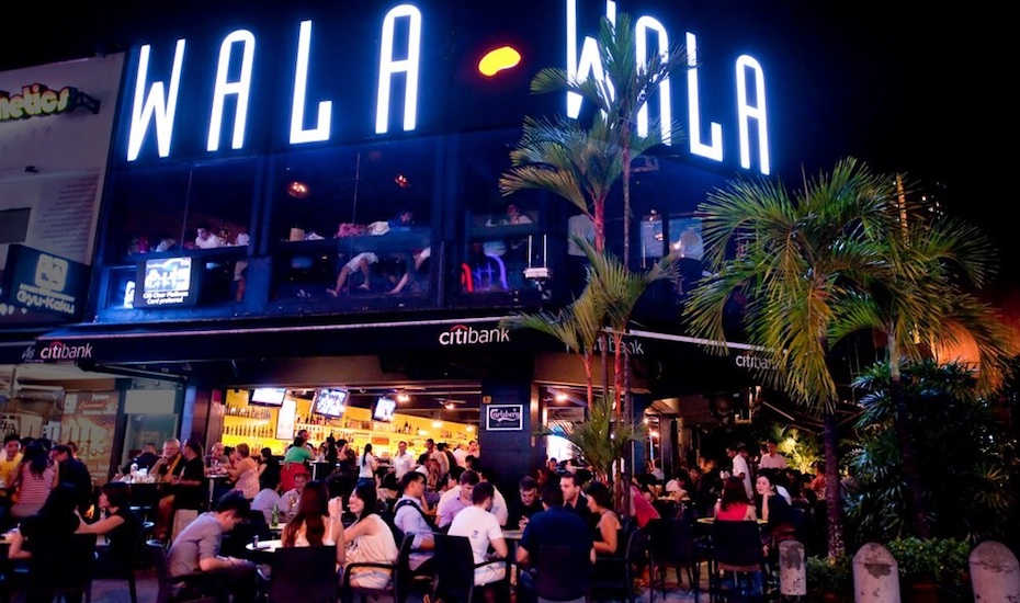 Happy hour of the week in Singapore: Bars in Holland Village with cheap drinks promotions