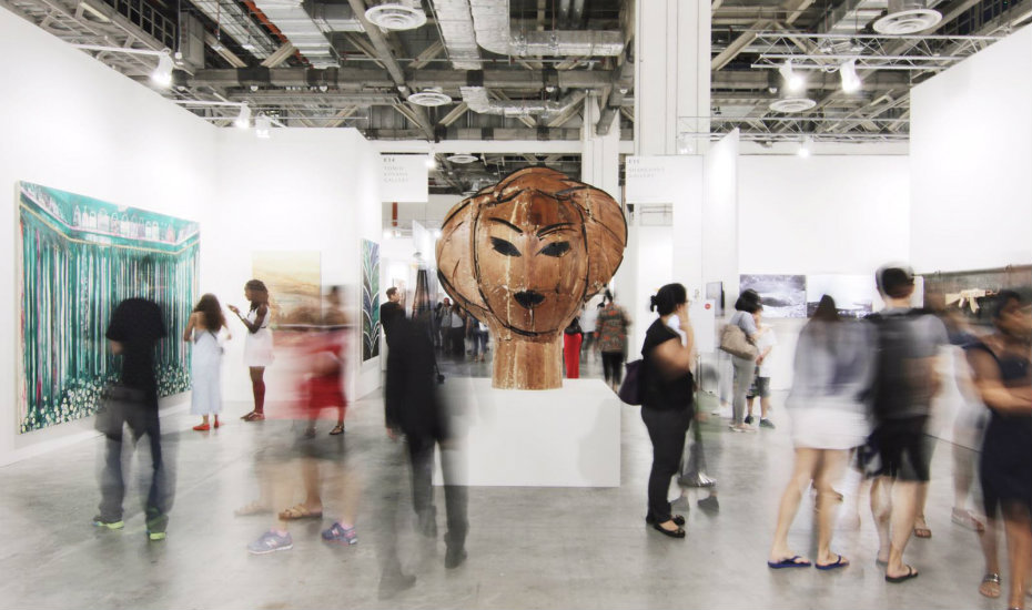 D Art Exhibition Singapore : Singapore art week exhibitions shows and activities