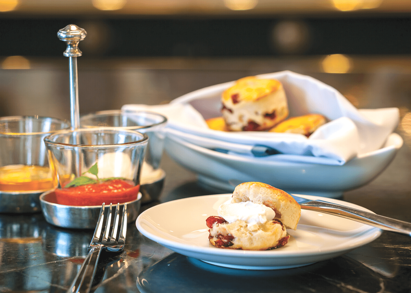 Best scones in Singapore: Where to find the most divine versions of this buttery classic