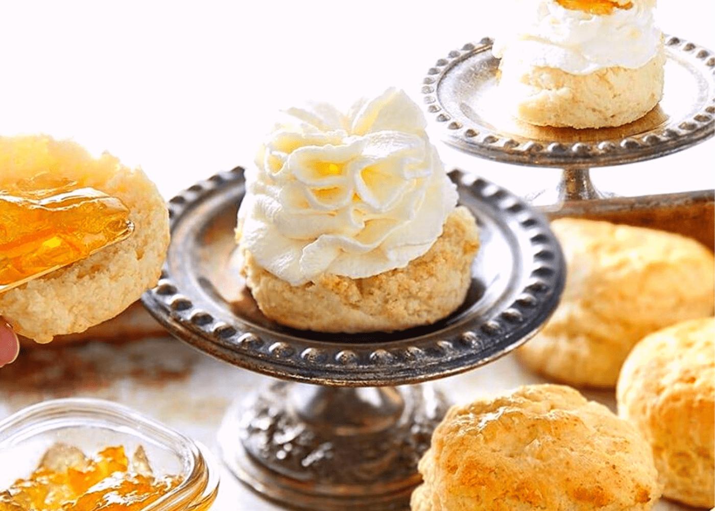 Scones from Cheryl Scones | Best scones in Singapore