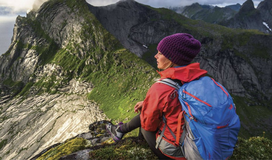 Outdoor gear for your next mountain climb, ski, hike and trek