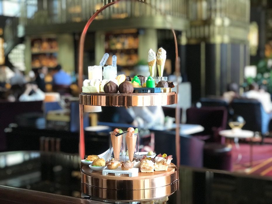 Mother's day guide: High tea at Atlas