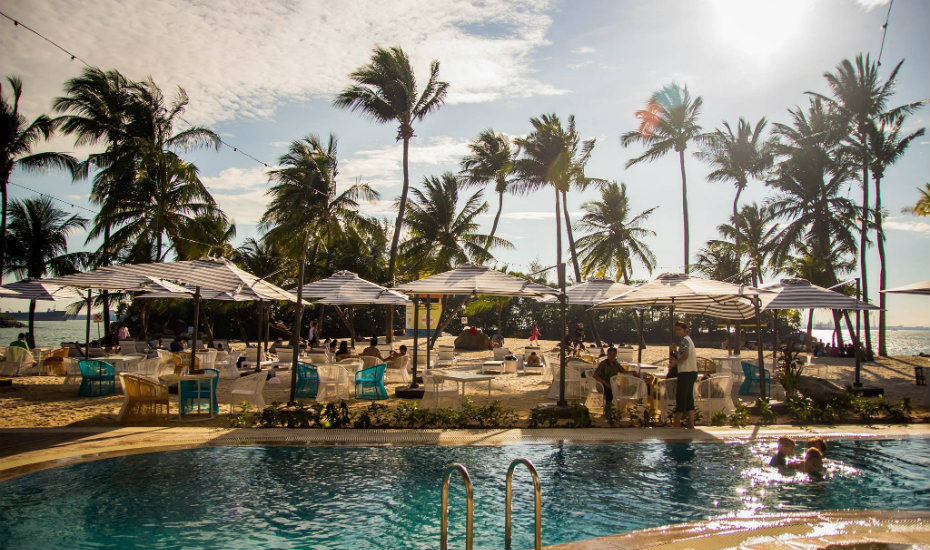 Singapore's best beach clubs | Ola Beach Club