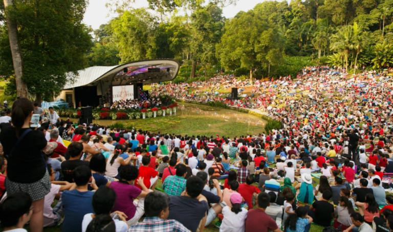 Opera in the Park returns to Singapore Botanic Gardens this June