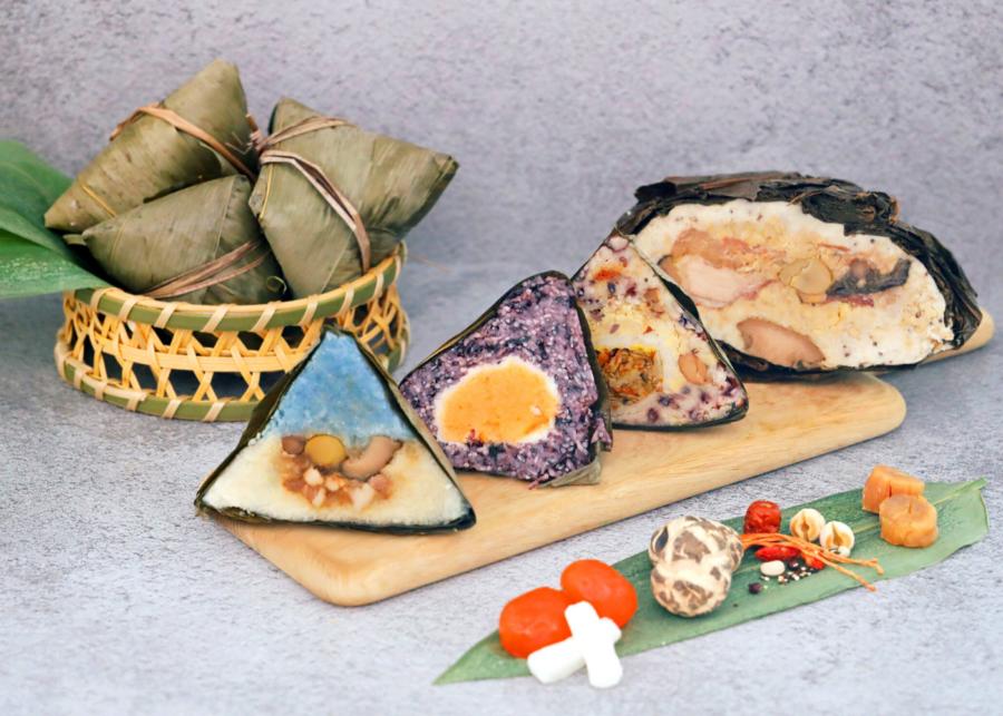 Fancy feast: Singapore's best rice dumplings to celebrate Dragon Boat Festival 2020