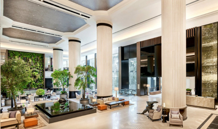 Hotels in Singapore: Shangri-La Hotel, Singapore is re-opening its Tower Wing with brand new features, rooms and restaurants
