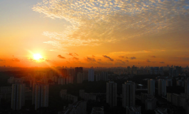 Early risers, here's where to watch the sunrise in Singapore