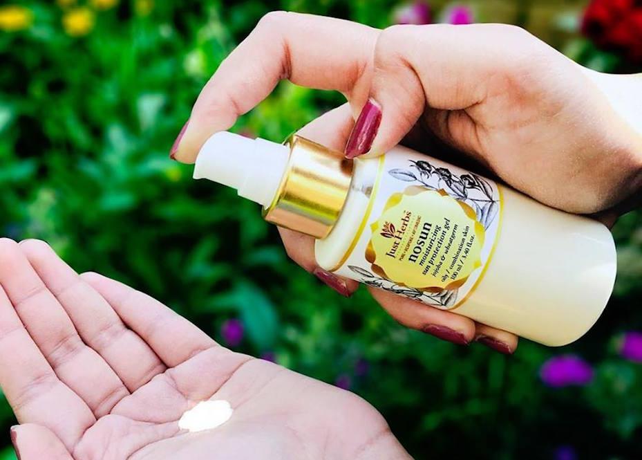 Sunscreen 101: Just Herbs