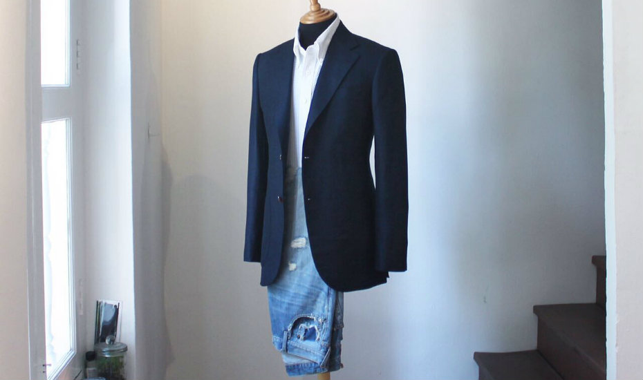Tailors in Singapore for bespoke suits and menswear