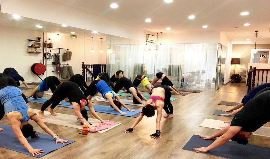 Yoga Mandala in Telok Ayer
