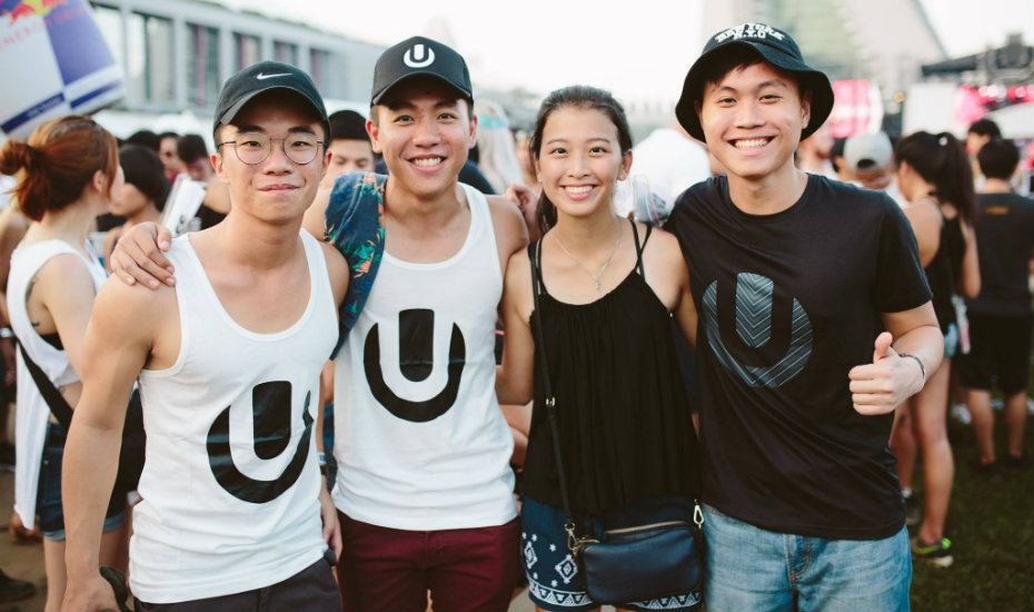 what to wear to ultra singapore
