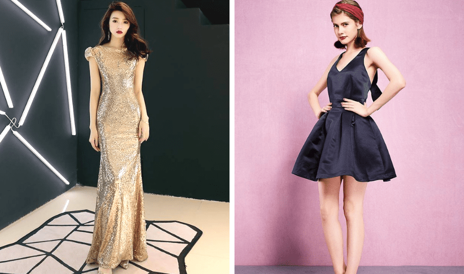 Where to buy party dresses in Singapore: Upstage