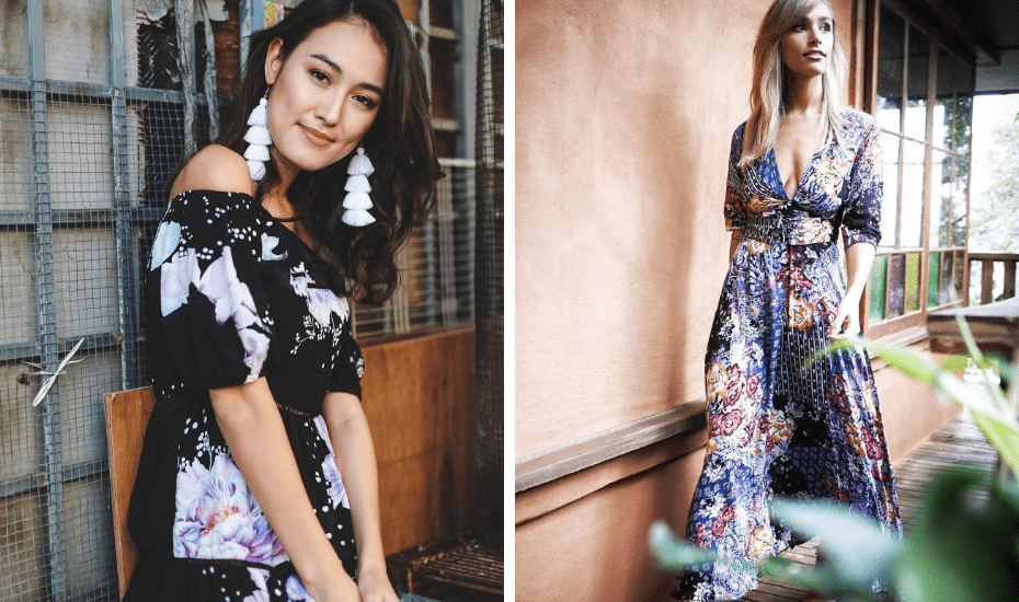 Where to buy party dresses in Singapore: The WYLD Shop