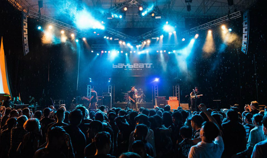 Baybeats 2017 in Singapore: The local music festival returns to The Esplanade with a wicked line-up