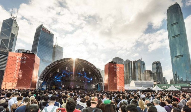 Music festivals in Asia: Clockenflap in Hong Kong makes up for the lack of Neon Lights in Singapore