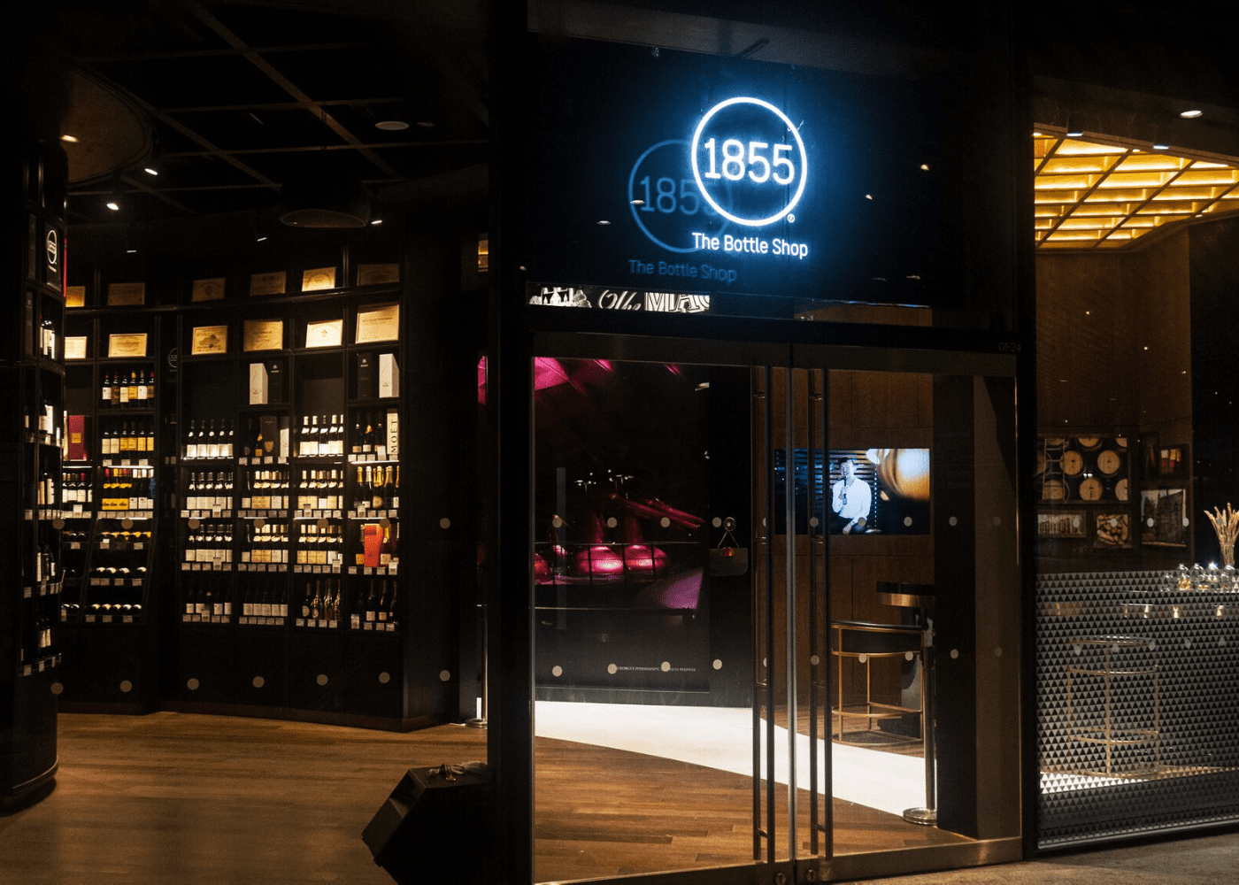 1855 The Bottle Shop | Liquor stores in Singapore
